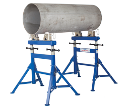 TAG Pipe Stands & Rollers